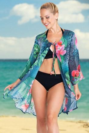Rochie de plajă Tropical Flower