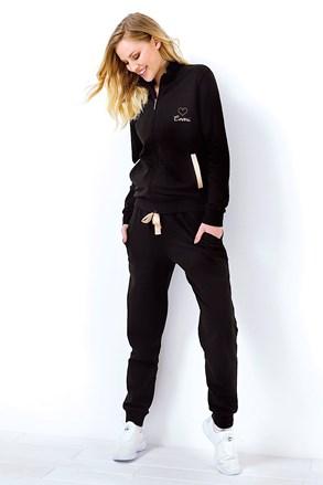 Set haine de casa Rylie, negru