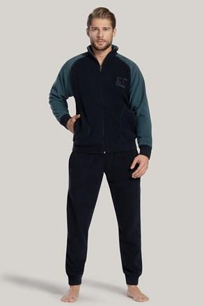 SET James, bluza si pantalom, albastru