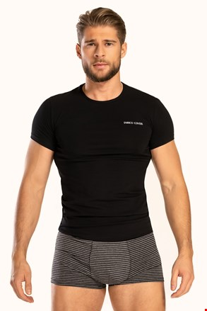 SET barbatesc Alaric, tricou si boxeri, negru