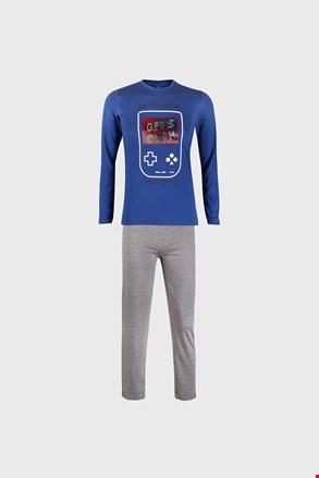 Pijama pentru băieți Magic Play albastru
