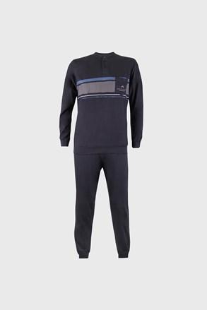 Pijama Adam, albastru închis
