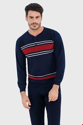 Pijama Leo, albastru