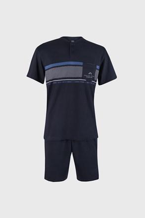Pijama Rod, albastru închis