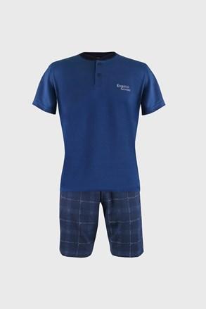 Pijama Markus, albastru