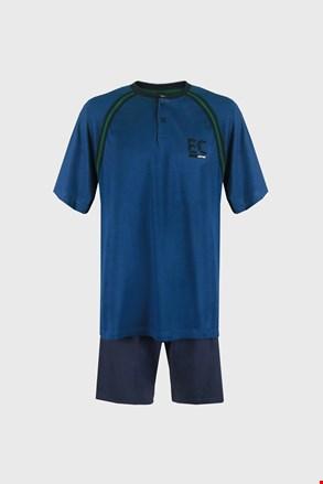 Pijama Casey PLUS SIZE, albastru