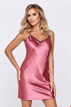 Camasa de noapte de lux Escora, roz