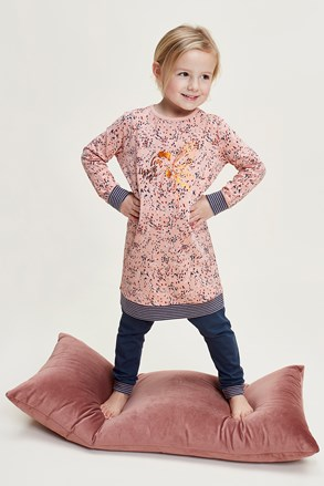 Pijama fetițe Brilliant