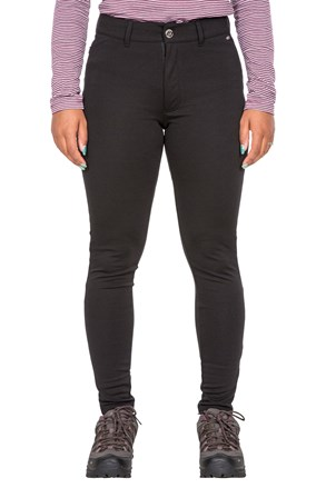 Pantalon pentru femei Vanessa, negru