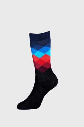 Sosete Happy Socks Faded Diamond