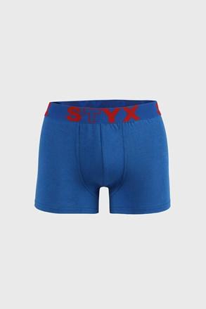 Boxeri STYX albastru