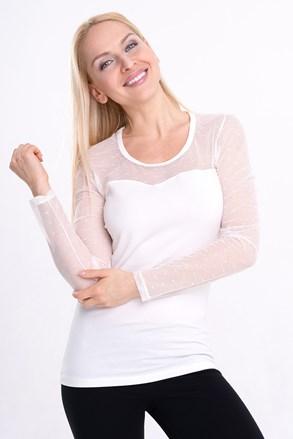 Bluză damă Spalla, mânecă lungă