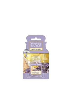 Gel odorizant auto Yankee Candle Lemon Lavender