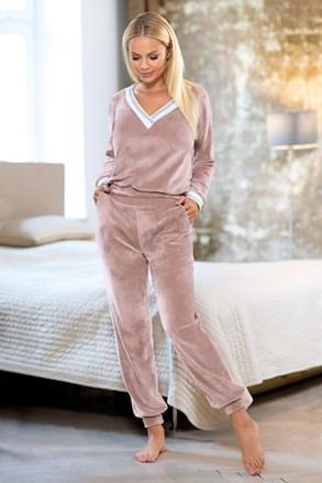 Set haine de casa Geri, roz