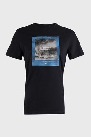 Triou Sea, albastru închis