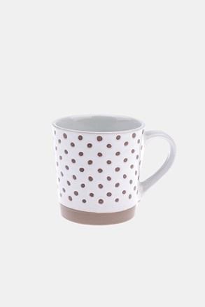 Cana ceramica cu buline 450 ml