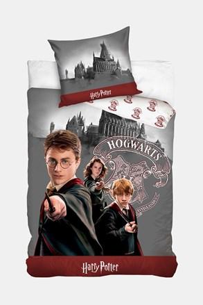 Lenjerie de pat pentru copii Harry Potter fun