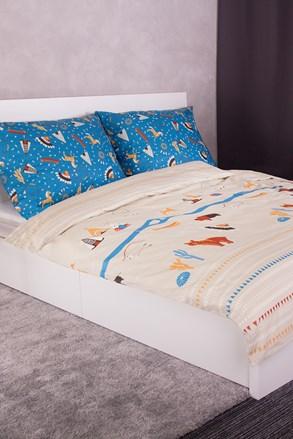 Lenjerie de pat pentru copii Indieni