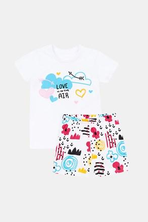 Pijama fetiţe Love Art