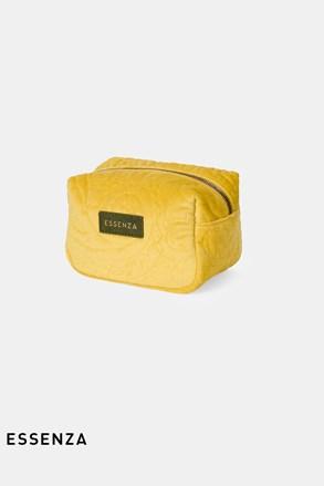 Geanta pentru cosmetice Essenza Home Lucy Mustard