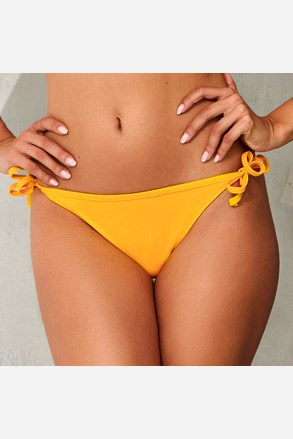 Slip costum de baie Alma Yellow