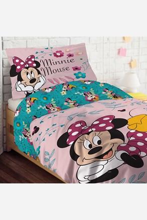 Lenjerie de pat Happy Minnie pentru fetite