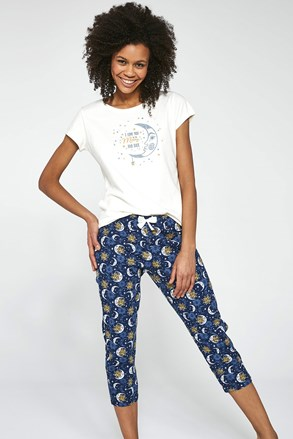 Set pijama To the Moon, trei piese