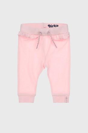 Pantalon de trening fetițe Baby sweet