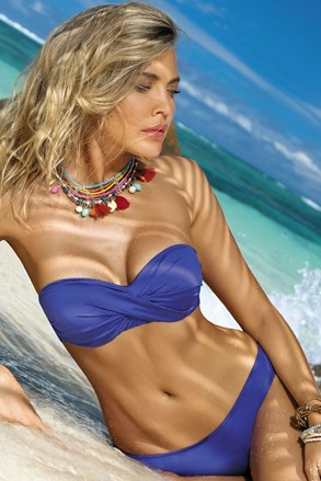 Sutien costum de baie Silvia Push-Up