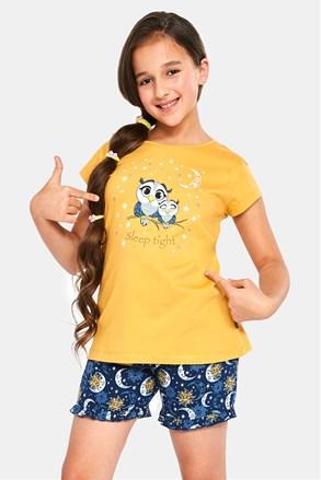 Pijama fetite Owls