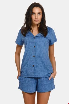 Pijama alăptare Arco Blue