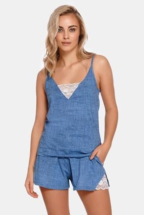 Pijama dama Sarai, din bumbac