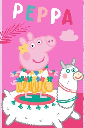 Prosop pentru copii Peppa Pig