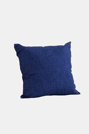 Pernă decorativă cu umplutură, albastră