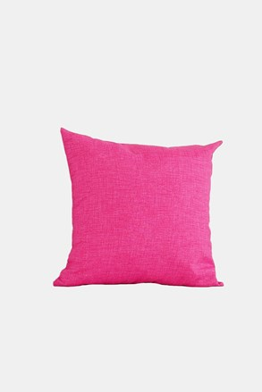 Pernă decorativă roz, cu umplutură