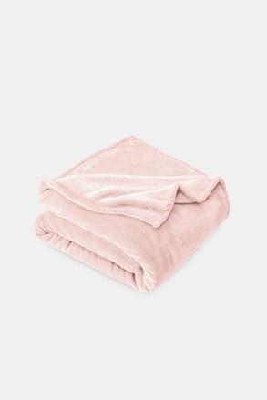 Pătură Microplus, roz pudră