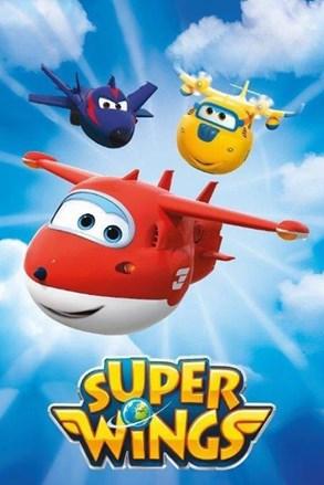 Prosop pentru copii Super Wings
