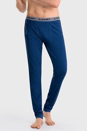 Pantalon LOAP Pelit, albastru, material funcţional