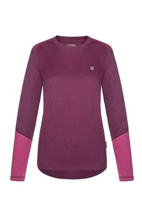 Bluza functionala pentru femei LOAP Peony, violet