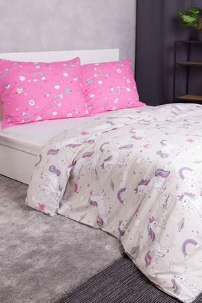 Lenjerie de pat Unicorn pentru copii