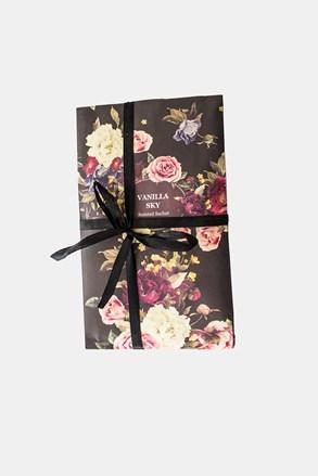 3 PACK săculețe parfumate cu aromă de vanilie