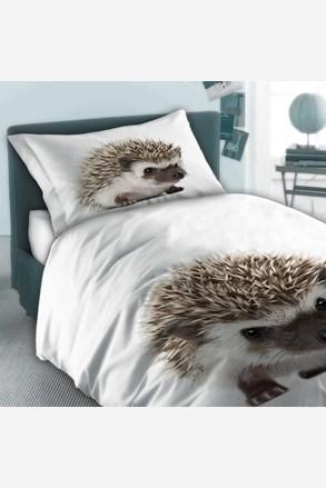 Lenjerie de pat Hedgehog pentru copii