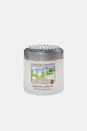 Perle parfumate Yankee Candle Clean Cotton