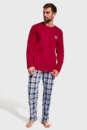 Pijama Yukon, rosu