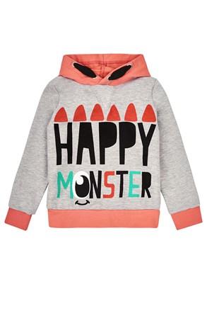 Hanorac copii Happy Monster