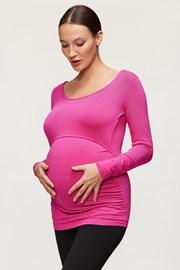 Tricou pentru gravide şi de alăptare Dalia