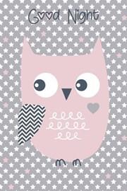 Prosop pentru copii Owl