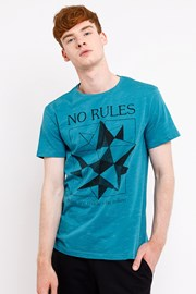Tricou barbatesc MF No Rules