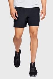 Pantaloni scurți de alergare Under Armour negri
