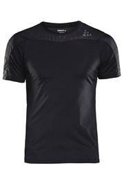 Tricou CRAFT Run Shade negru